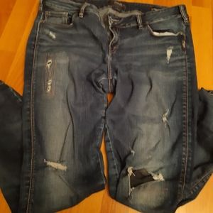 Denim - Silver Icing Size 34 Jeans